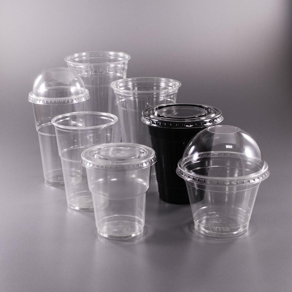 PET stiklinės/kokteilinės