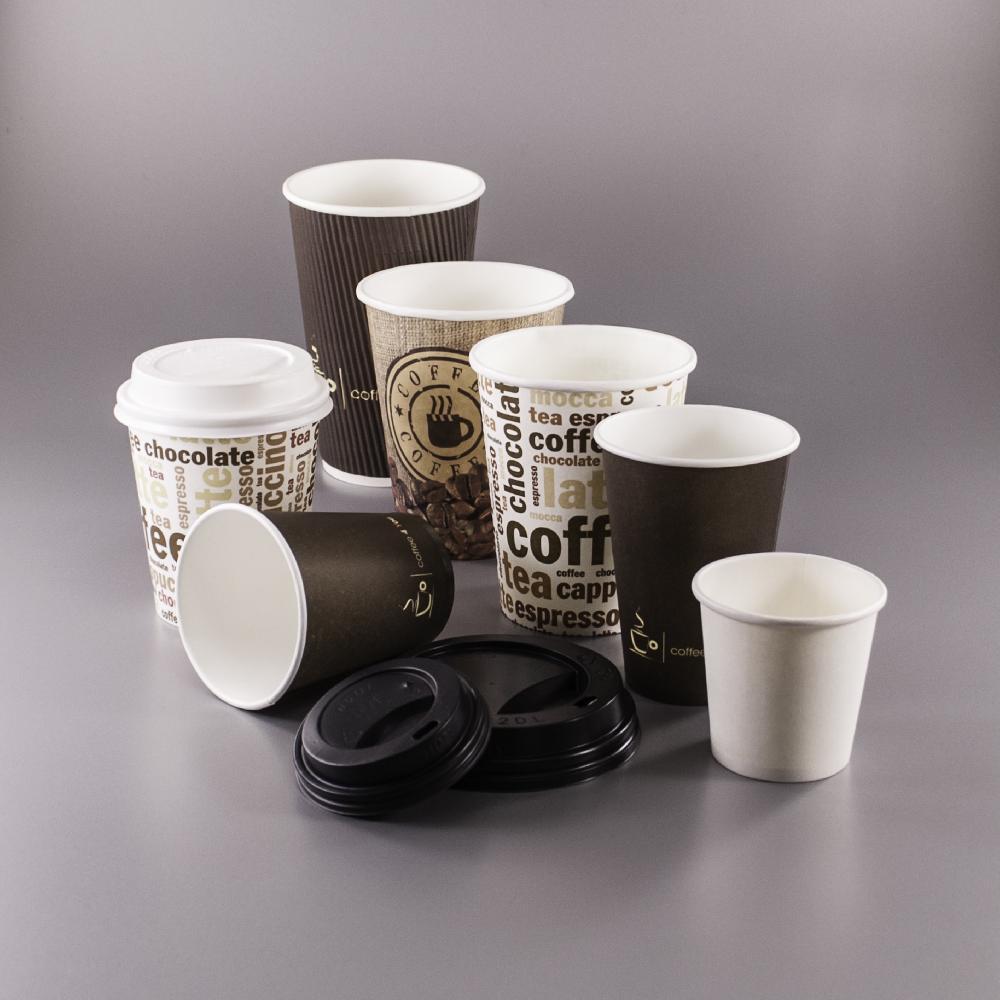 Popieriniai puodeliai / Ledams